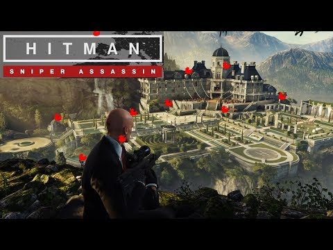 Hitman Sniper Assassin Rubber Duck Locations And Some Other Challenges Guide Youtube