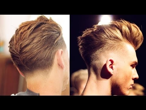 8 New Best Hairstyles For Men 2017