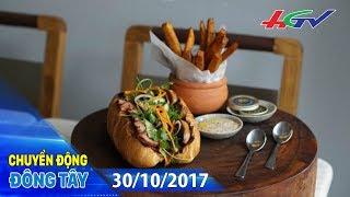 Ổ bánh mì giá hơn 2,2 triệu đồng tại thành phố Hồ Chí Minh | CHUYỂN ĐỘNG NHÂN VIÊN - 30/10/2017