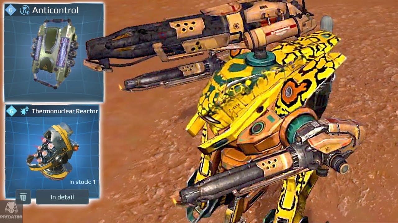 The Real Ares Killer - Strider Dashing Through Champion League | War Robots