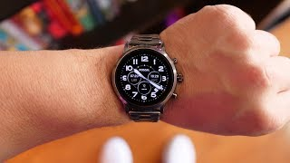 Fossil Gen 5 Carlyle HR first look: wearOS is getting BETTER?!