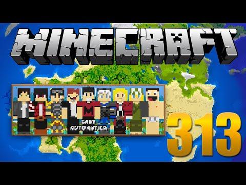 Mega PIXEL ART Completa! - Minecraft Em busca da casa automática #313