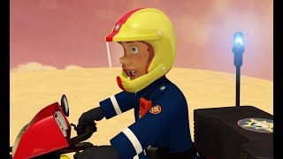 New Fireman Sam 🌟Cave Trap! 🎄❄️Christmas Special 🎄🔥Kids Cartoons