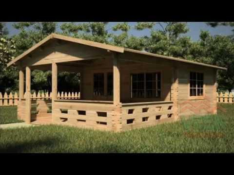 Casas de madera para vivir parte 1 youtube - Casas de madera para vivir ...