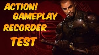 Shadow Warrior (PC) - Gameplay Test with Action! Recorder (720p HD)