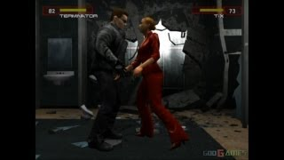 Download Video Terminator 3: Rise of the Machines - Gameplay PS2 HD 720P MP3 3GP MP4