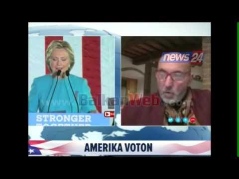 Fatos Lubonja flet për zgjedhjet në SHBA
