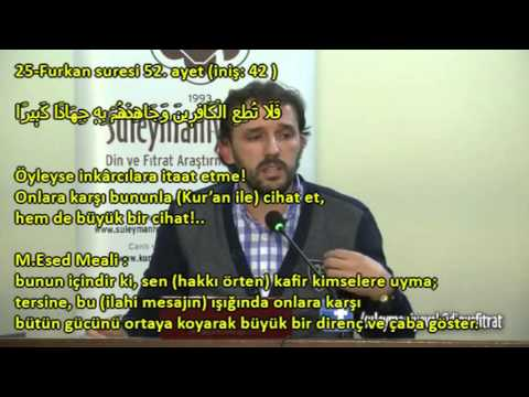 09.12.2014_s1-Ben Doktorum.Allah Yolunda Cihad Yapmak Istiyorum.Nasıl Yapabilirim?-540p-Yahya Şenol