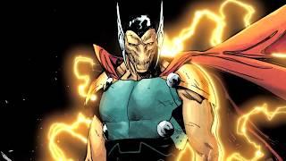 ГРОМ-СЕКИРА: СТОРМБРЕЙКЕР.  ГРОМОБОЙ?  БЕТА РЭЙ БИЛЛ! Marvel