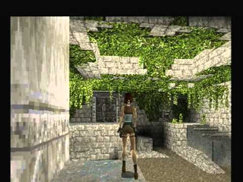 Tomb Raider I Lara Croft (Atlantean Scion) Fase 1