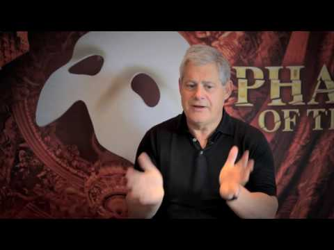 The Phantom of the Opera - Backstage with Cameron Mackintosh, Producer