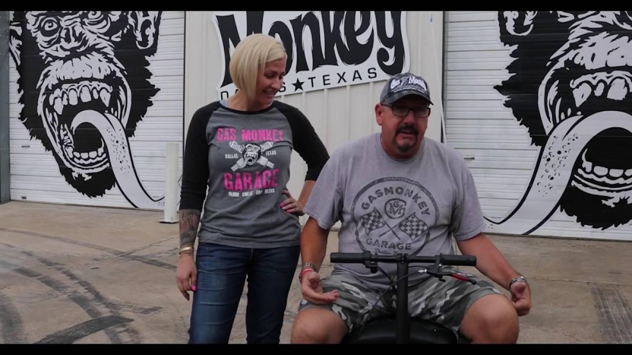 Christie brimberry gas monkey garage wiki - Christie Brimberry Gas Monkey Garage Wiki 44