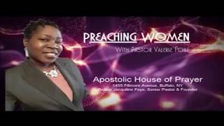 Pastor Valerie Foye at Abundant Life (Part 2)