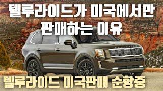 기아 대형SUV 텔루라이드 살펴보기 기아 텔루라이드는 한국에 출시하여 현대 팰리세이드와 경쟁이 가능할까?