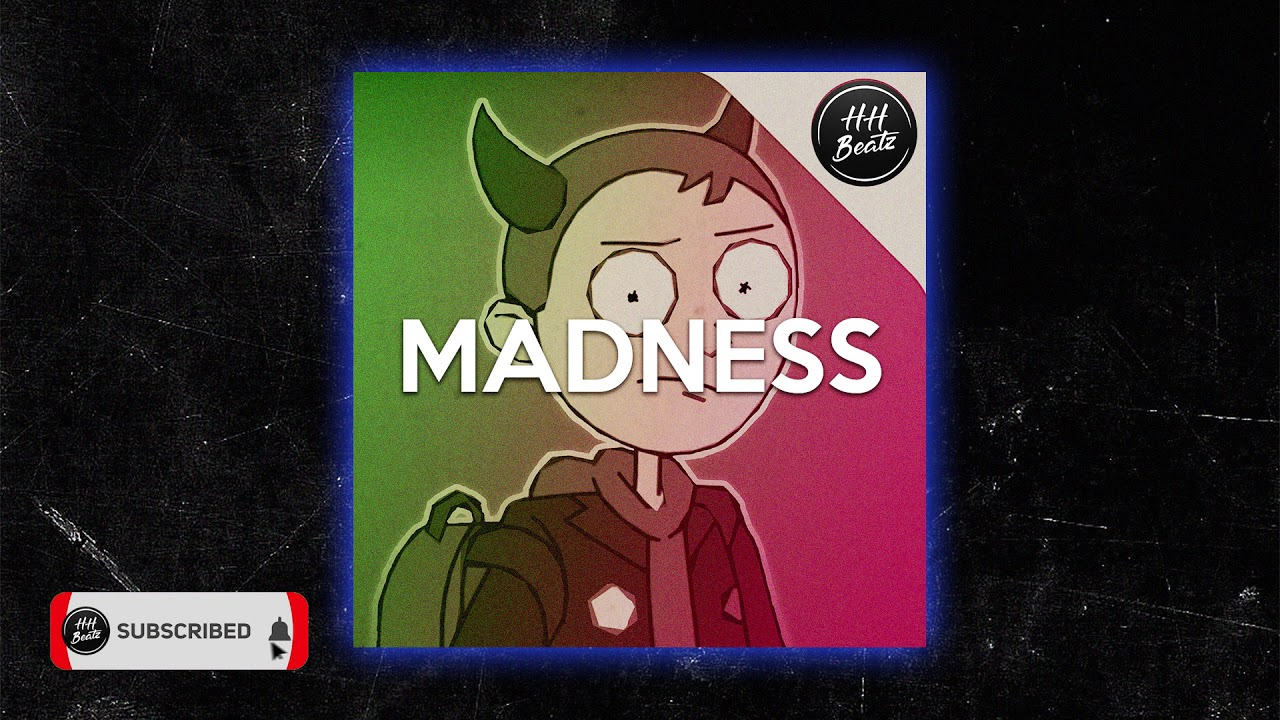 "tha Supreme X Ghali Type Beat – ""Madness"" 
