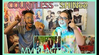 'COUNTLESS' by SHINee | MV REACTION | KPJAW