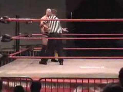 BJ Turner vs. Aaron Eagle pt. 1