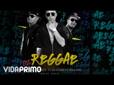 Tomas The Latin Boy - EL REGGAE [Official Audio]