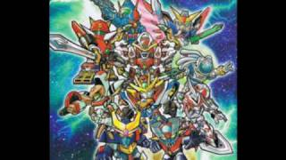 SRW Z: Our Getter Robo (Ext.)