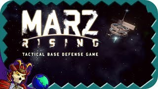 MARZ RISING | 2 | Zombie RTS tactical base defense game | Marz Rising Gameplay