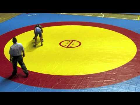 2012 Cadet Pan-American Championships: 46 kg Venezuela vs. Tia MacDonald (CAN)