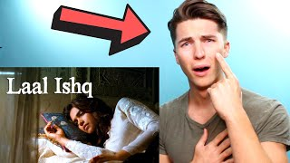 VOCAL COACH Justin Reacts to LAAL ISHQ - Arijit Singh (Full Audio Song)