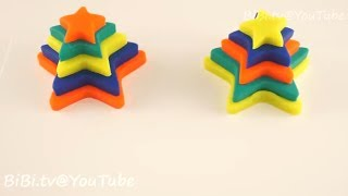 Sprockets from Play Doh and funny colorful animals.