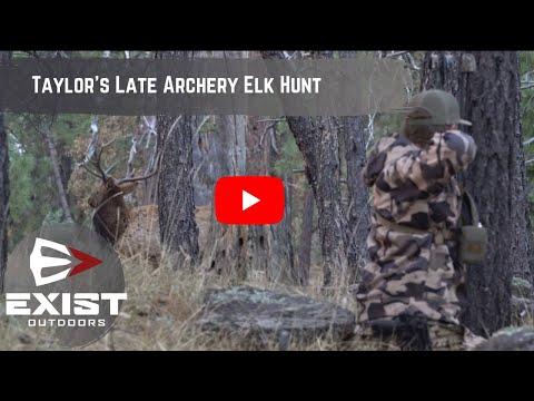 Arizona Late Archery Elk Hunt | Taylor's Archery Bull