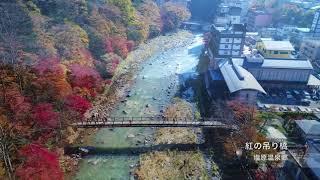 紅葉の秋 ~塩原温泉・板室温泉~