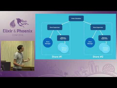 ElixirConf 2016 - Selling Food With Elixir by Chris Bell
