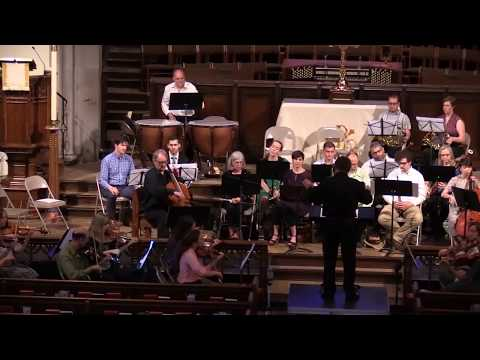Schumann Cello Concerto, Nashville Concerto Orch., Stephen Drake, cello, David P. Sartor, conductor