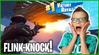 THE FLINT KNOCK PISTOL VICTORY ROYALE!