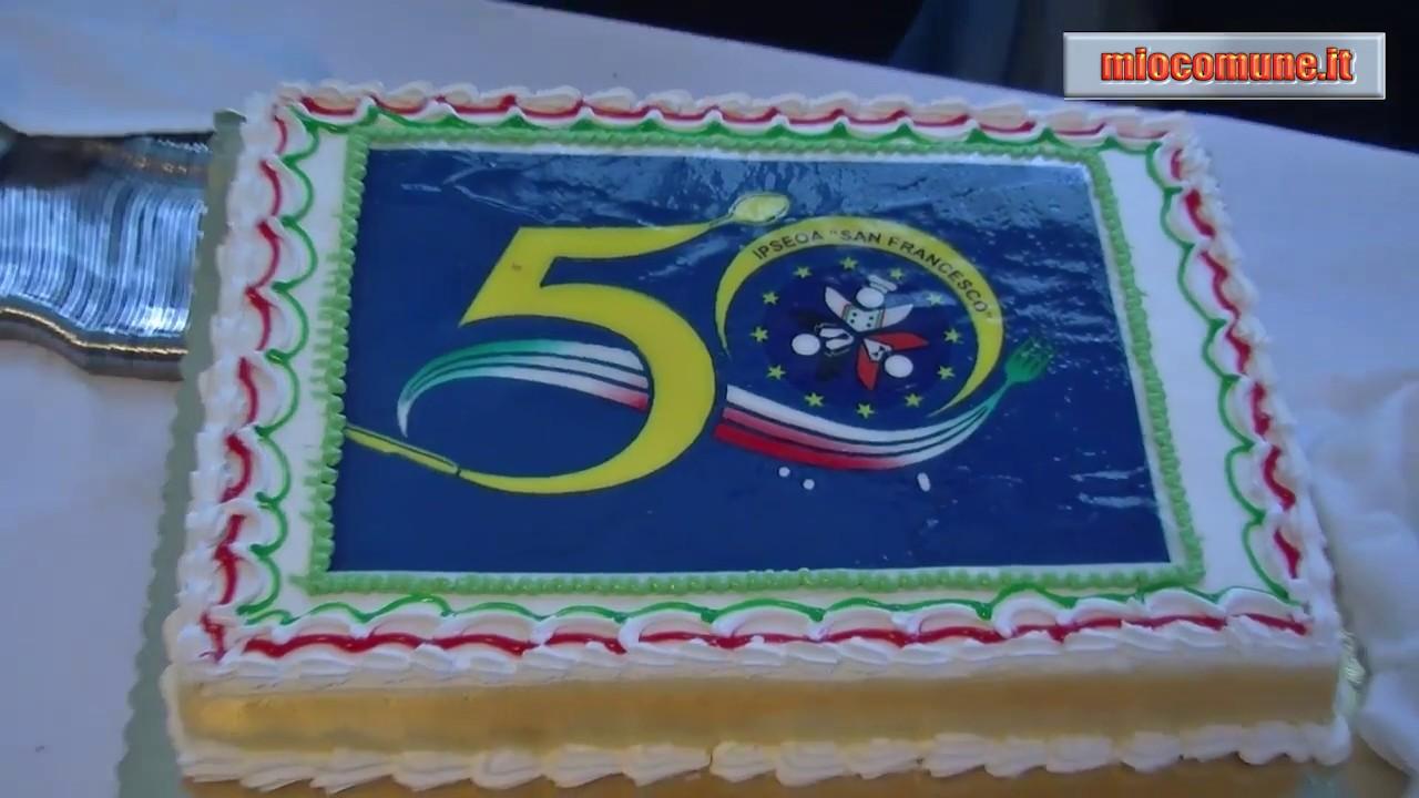 Paola Festeggiamenti Per I 50 Anni Dell Ipseoa Youtube