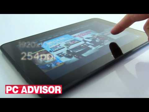 "Amazon Kindle Fire HD 8.9"" video review - PC Advisor"