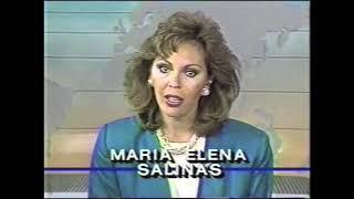 Cabeceras (Openings) de los noticieros de Univisión 198? - 2018