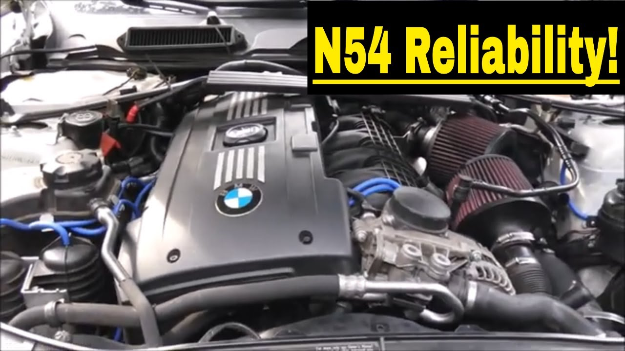 Common Problems With The BMW N54 Twin Turbo Engine