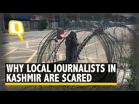 'Security Forces Delete Our Footage': Kashmir's Local Journalists | The Quint