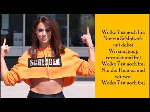 Wolke 7 - Wolkenfrei - (Lyrics)