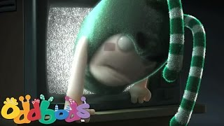 Oddbods | The Ring - Halloween Special thumbnail