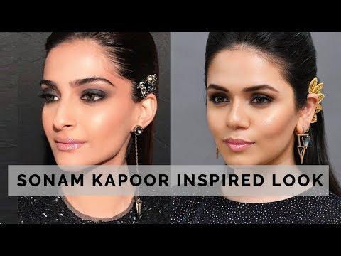 Sonam Kapoor Inspired Look (Blender's Pride Fashion Tour) | Heena Somani