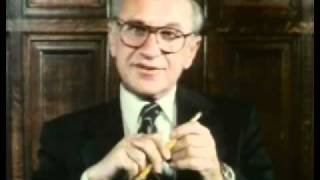 Milton Friedman on Why Free Market Capitalism is Best