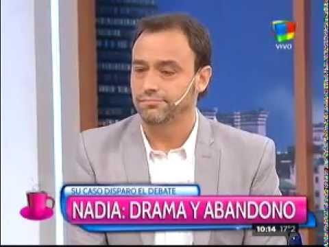 Adrián Pallares se quebró al contar la valiente decisión de sus padres