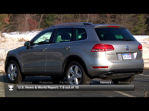 2011 Volkswagen Touareg Hybrid Used Car Report