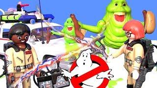 Ghostbusters Охотники за Привидениями #Видео для детей! Игры для детей #Мультики про машини