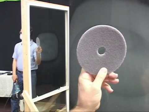 Glassrenu Scratched Glass Repair Demo