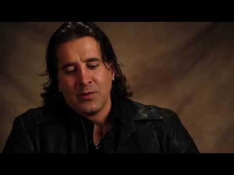 Scott Stapp Talks Christ, Creed, Memoir