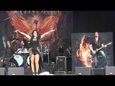 Xandria - Forevermore (Metalfest 2014)