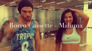 Borro Cassette - Maluma - Marlon Alves Dance MAs