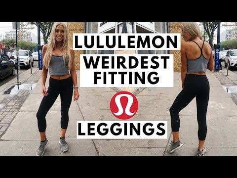 4a80d06a0a Lululemon Speed Up Crops Try On & Review - YouTube
