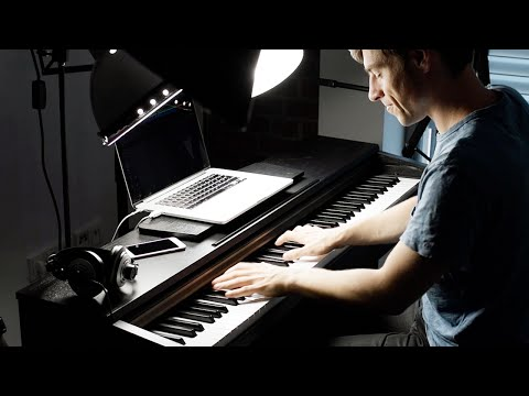 Angels  - Robbie Williams - Piano Cover